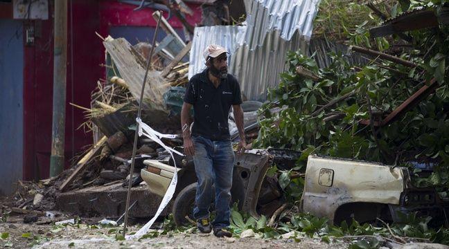 Les Etats-Unis se préparaient ce week-end du 7 octobre 2017 à recevoir les rafales de l'ouragan Nate, qui a fait 28 morts en Amérique du Sud.  – Moises Castillo/AP/SIPA