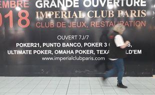 L'Impérial Club, dans le 13e arrondissement,