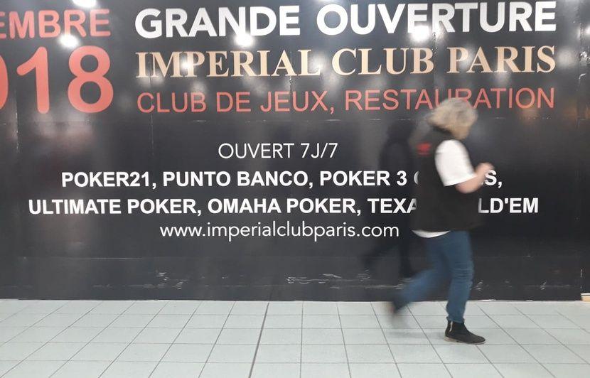 Paris L Ouverture D Un Club De Jeux Face A Un Supermarche Agite