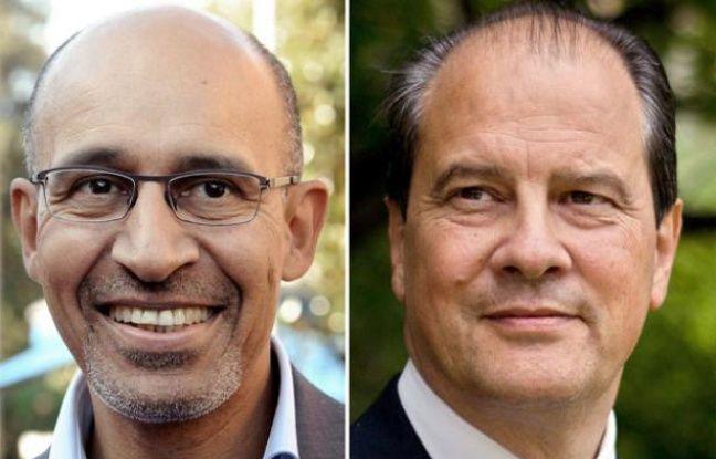 Harlem Désir et Jean-Christophe Cambadélis sont tous les deux candidats à la succession de Martine Aubry.