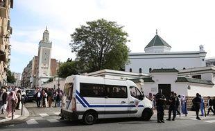 La grande mosquée de Paris, en juin 2018 (illustration)