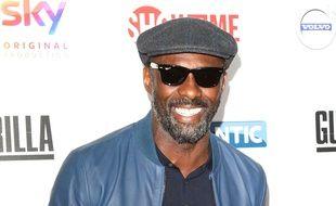 L'acteur Idris Elba à la première de