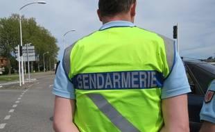 Un membre de gendarmerie de la Haute-Garonne.