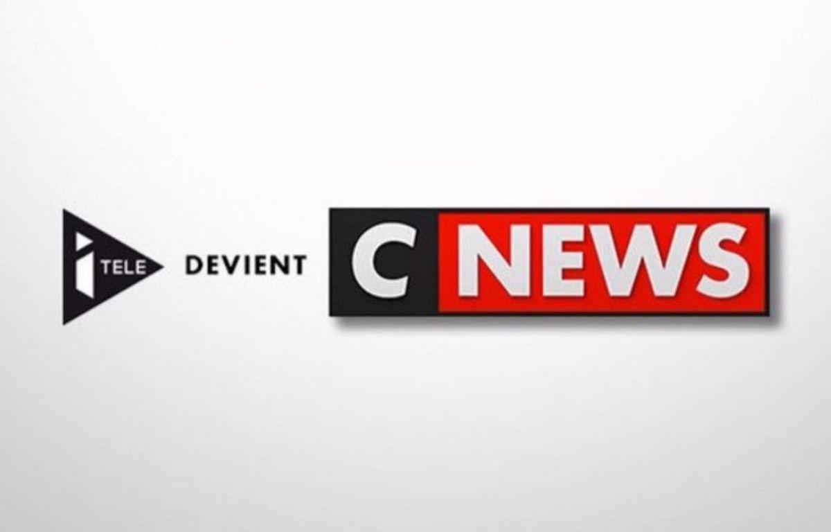iTélé s'intitule désormais CNews  – Compte twitter la matinale WE CNews