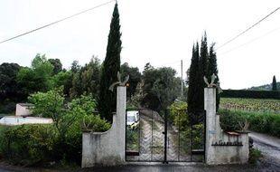 Le domicile de Colette Deromme disparue depuis le 15 avril 2011, à Lorgues dans le Var