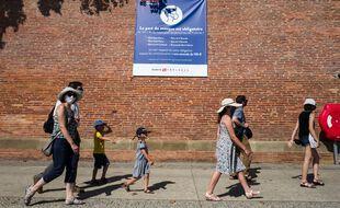 Le port du masque est obligatoire partout à Toulouse depuis le 21 août.