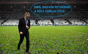 Laurent Blanc n'entraînera pas l'Inter