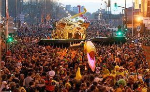 Le carnaval de Toulouse, édition 2014