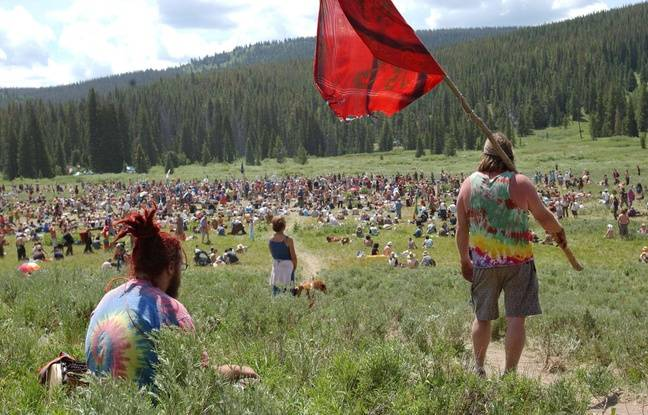 Un rassemblement dans le Colorado en 2006
