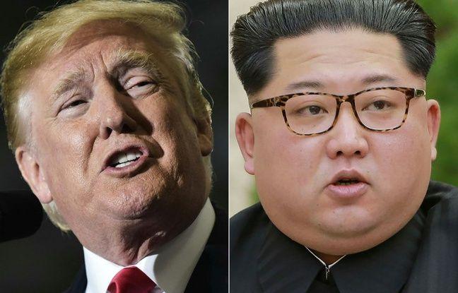 Donald Trump annonce dans une lettre à Kim Jong-un que le sommet de Singapour n'aura pas lieu