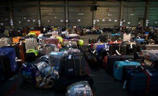 Des bagages. (Illustration)