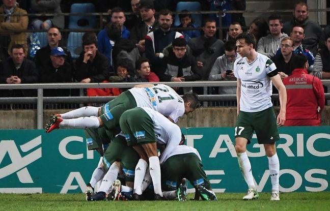 Ligue 1: «Par miracle», Saint-Etienne réalise un gros coup à Strasbourg et poursuit sa formidable série (0-1)