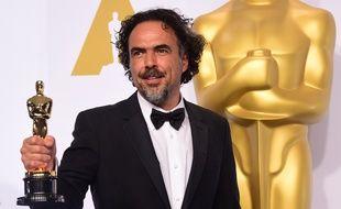 Gonzalez Inarritu décroche quatre Oscars dont celui du meilleur film et de meilleur réalisateur pour son film Birdman.