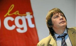 «La présidentielle, c'est encore loin de la réalité des salariés», estime Bernard Thibault.