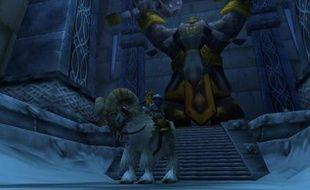 Photo extraite du jeu World of Warcraft.