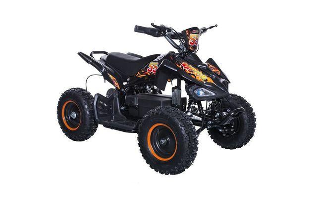 Avec le Black Friday, Cdiscount propose une réduction de 129 euros sur le quad électrique Bikeroad Raptor.