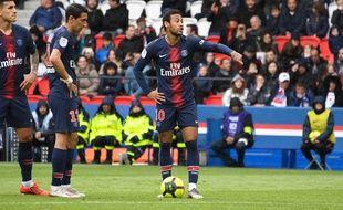 Neymar et le PSG en tournée de fin de saison