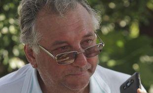 Horacio Sala, le père d'Emiliano, disparu en mer alors qu'il se rendait de Nantes à Cardiff en avion.