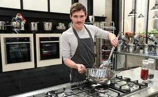 Le Nordiste Damien Laforce participe au concours Top Chef