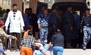 Cent-dix personnes ont été tuées en deux jours de violences en Irak, dont 92 dans des troubles liés aux manifestations contre le Premier ministre Nouri al-Maliki, ont annoncé des responsables mercredi.