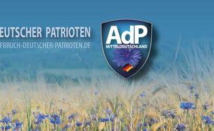 Le bleuet, un symbole autrefois utilisé par les nazis pour se reconnaître entre eux.