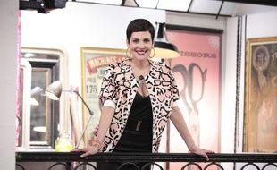Cristina Cordula, la présentatrice de «Cousu Main» sur M6.