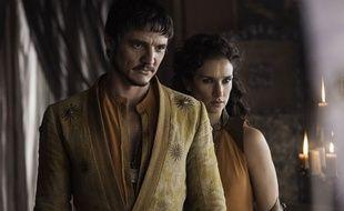 Oberyn Martell et sa maîtresse dans la saison 4 de Game of Thrones