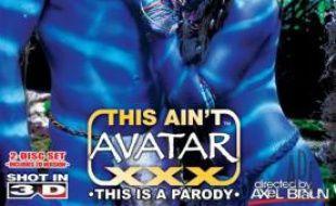 Une parodie X du film Avatar, par le studio Hustler