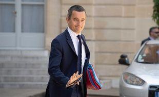 Gérald Darmanin est ministre de l'Action et des comptes publics depuis mai 2017.