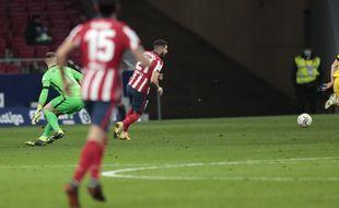 Auteur d'une sortie ratée à 45 mètres de ses buts, Ter Stegen a précipité la défaite du Barça face à l'Atlético, le 21 novembre 2020.