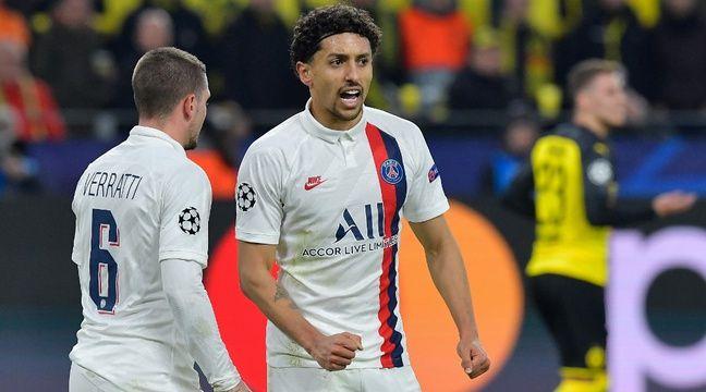Pour Marquinhos, ce n'est pas la peur qui explique la défaite à Dortmund