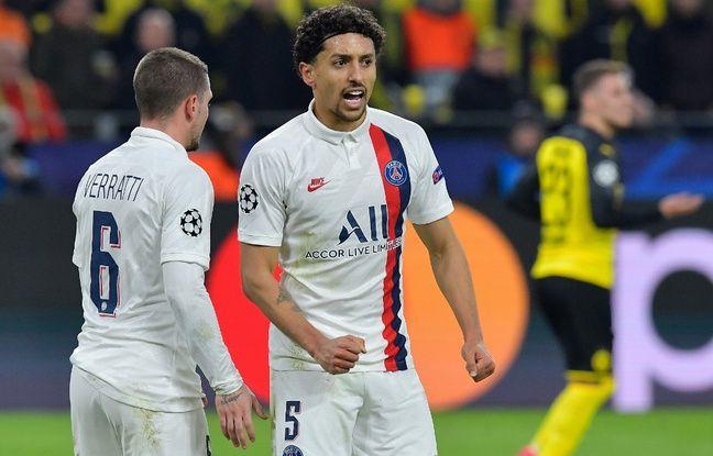 PSG : « De la peur ? Je ne pense pas », Marquinhos réfute les propos de Tuchel après Dortmund