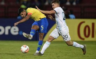 Bruno Guimaraes et le Brésil se sont qualifiés pour les JO 2020.