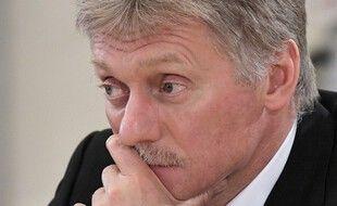 Dmitri Peskov, le porte-parole du Kremlin, le 6 juin 2019.