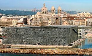 Le Mucem, à Marseille.