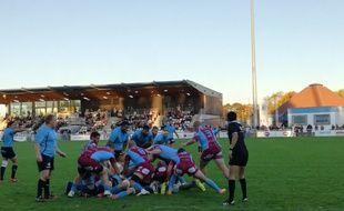 Les Strasbourgeois ont remporté leur premier match de Fédérale 1 élite contre Bourgoin, mi-octobre.