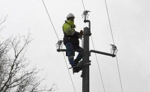 La vague de froid met le réseau d'électricité à rude épreuve.