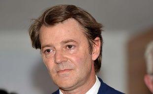 François Baroin, chef de file LR pour les législatives, le 23 mai 2017.