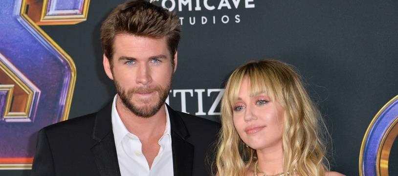 Liam Hemsworth a un message pour Miley Cyrus