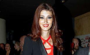 Sophie Vouzelaud, première dauphine de Rachel Legrain-Trapani, Miss France 2007.