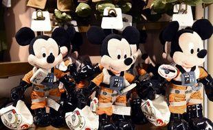 Des jouets Disney.