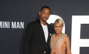 Les époux Will Smith et Jada Pinkett Smith