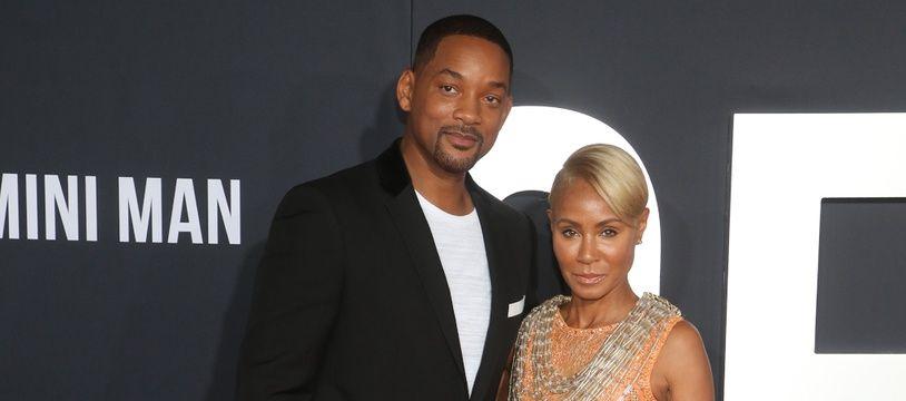 Les époux Will Smith et Jada Pinkett Smith