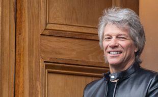 Le rocker Jon Bon Jovi