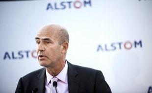 Alstom a dévoilé vendredi des objectifs ambitieux, tablant sur une croissance soutenue de ses ventes et une amélioration de sa rentabilité sur les trois prochains exercices, après avoir fortement augmenté ses profits sur l'exercice 2011/2012 achevé fin mars