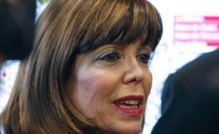La députée-maire UMP de Puteaux (Hauts-de-Seine), Joëlle Ceccaldi-Raynaud.