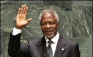 """Il a averti que si le Conseil de sécurité de l'ONU ne parvient pas à mettre fin à ce conflit de près de 60 ans """"en amenant les deux parties à accepter et appliquer ses résolutions"""", cela conduira à """"un déclin du respect"""" pour l'ONU et """"une remise en question de son impartialité""""."""