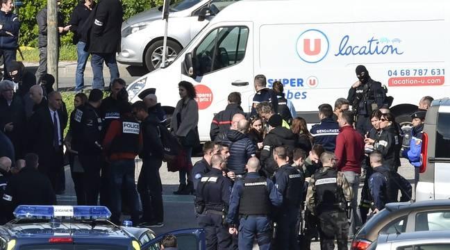 Attaques terroristes dans l'Aude:  Un mineur, ami de Radouane Lakdim, placé en garde à vue