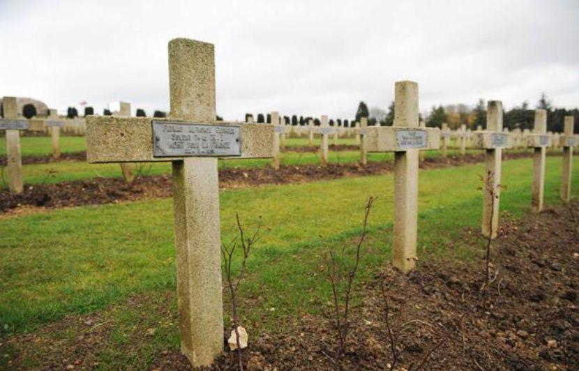 Meuse: Un Poilu inhumé 103 ans après sa mort à Verdun