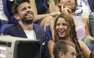 Gérard Piqué et Shakira, pas mécontents d'avoir fait signer leur neveu au FC Andorra, le club racheté en décembre 2018 par le défenseur du FC Barcelone.